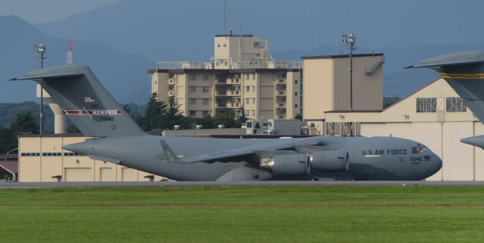 Fw:7月17日夜 C-17 Tennessee ANG