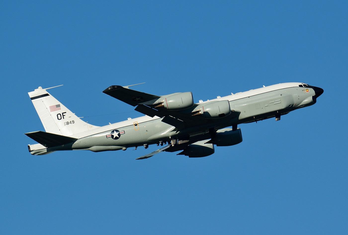 7月21日 RC-135U