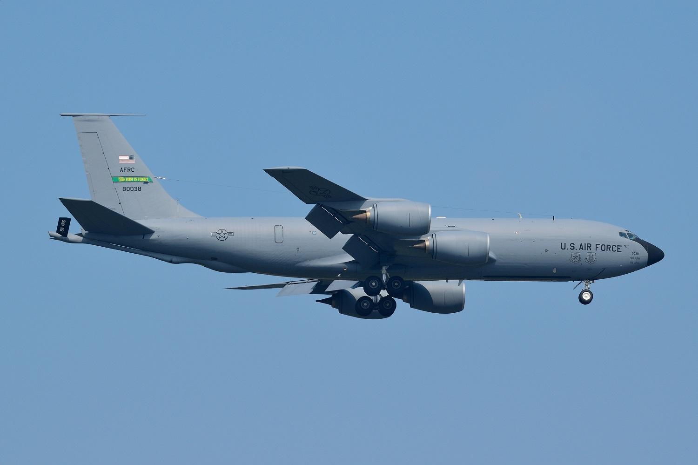 8月2日 KC-135