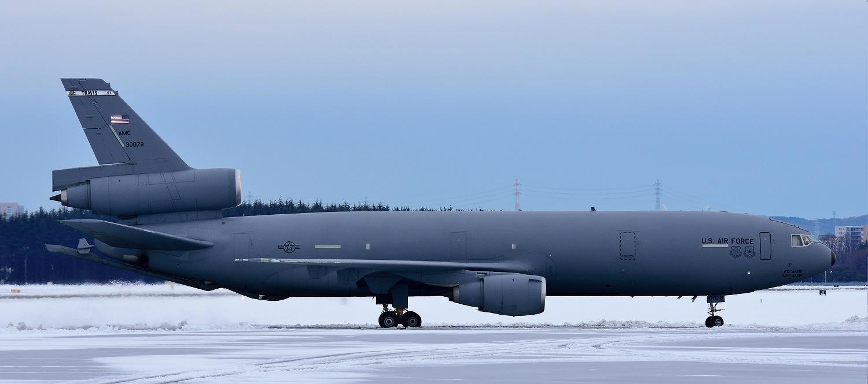 1月18日 C-17A , KC-10A