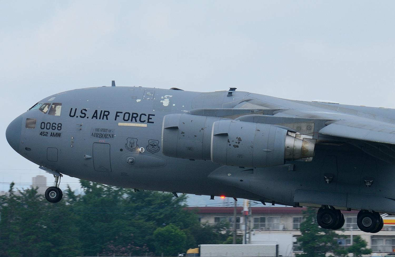 8月24日 C-17A March