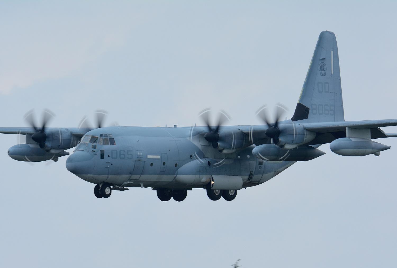 8月24日 MH-60R , KC-130J