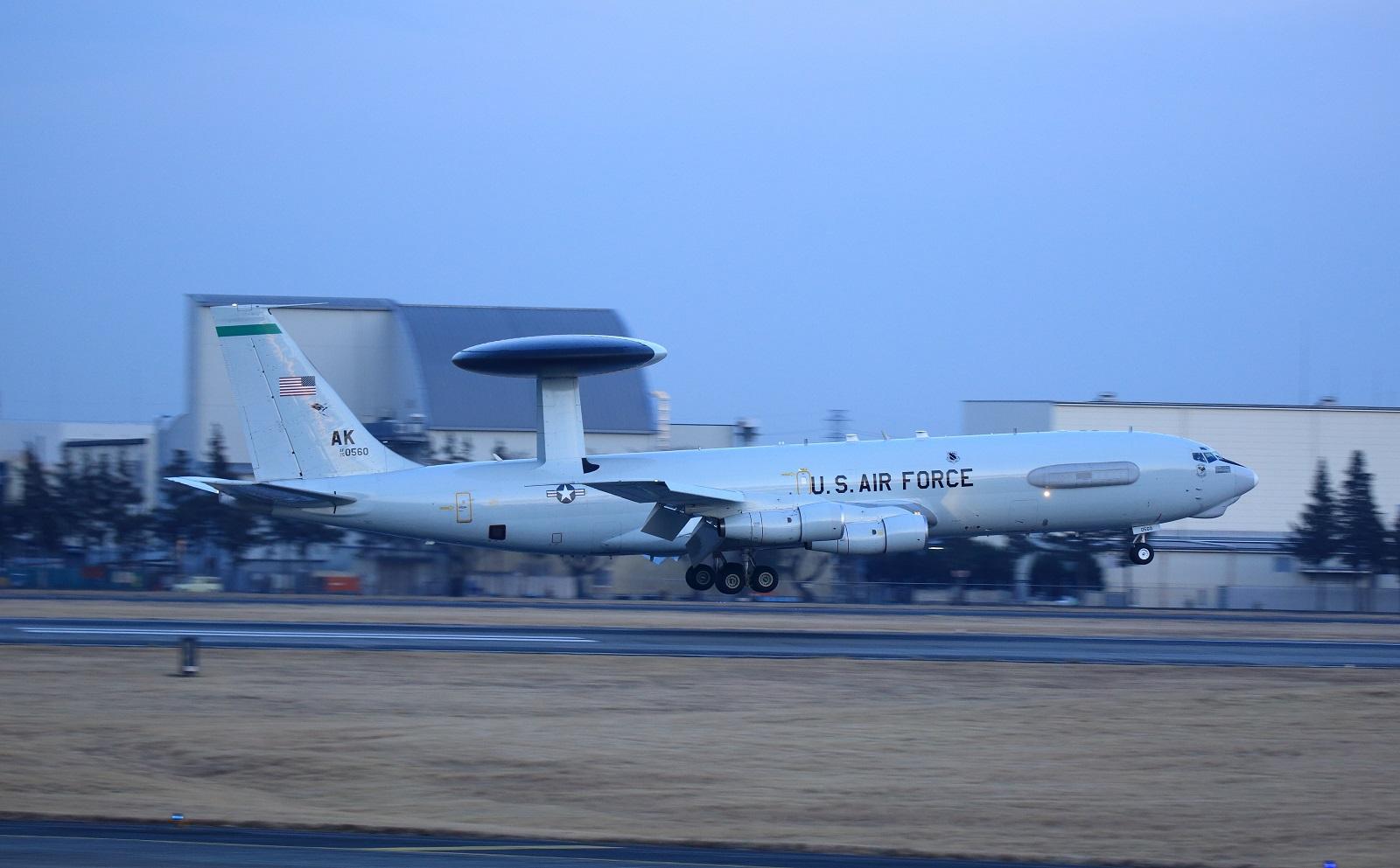 1月27日 E-3C AK